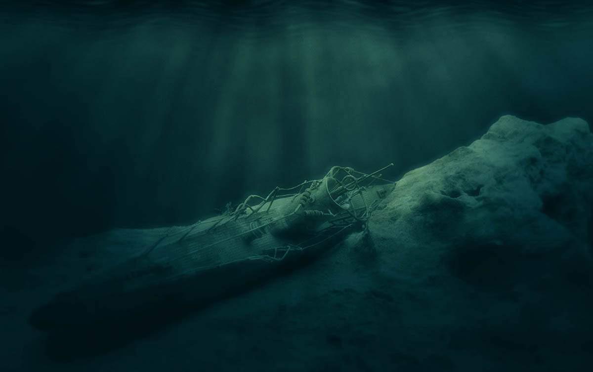 Диорамы и виньетки: U-boot Type IIB. Подводная война…, фото #17