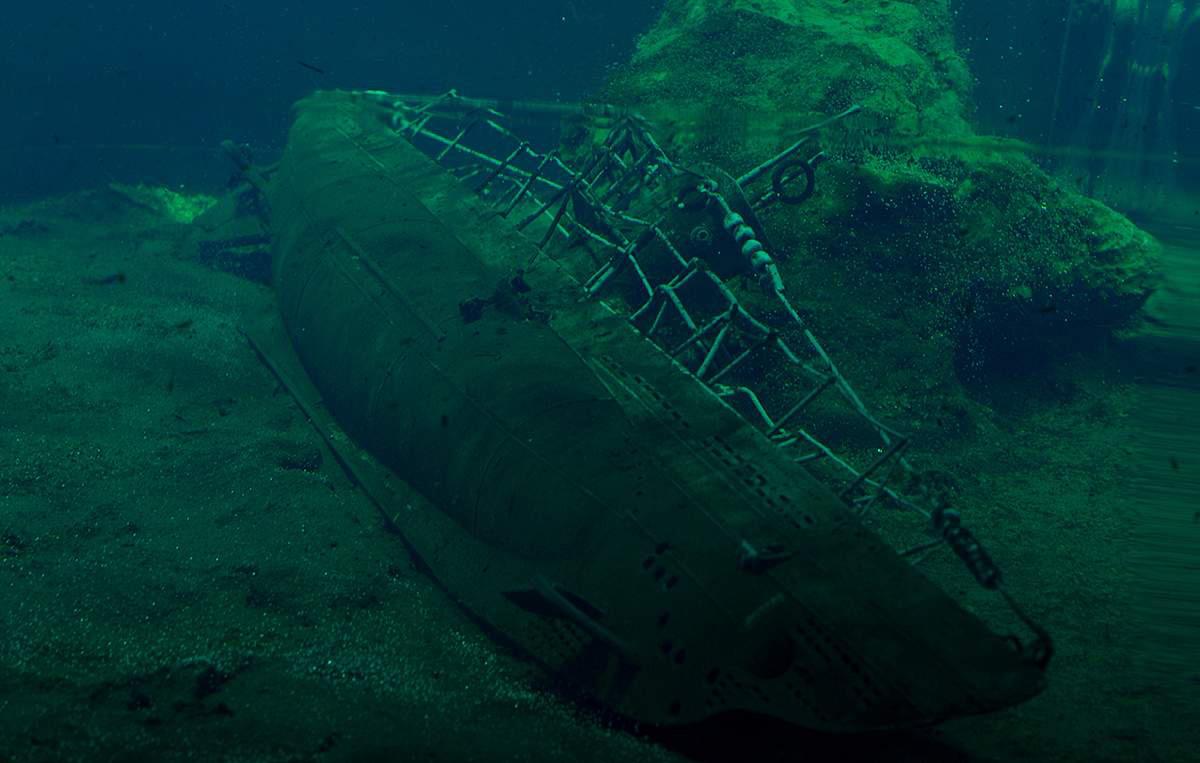 Диорамы и виньетки: U-boot Type IIB. Подводная война…, фото #18