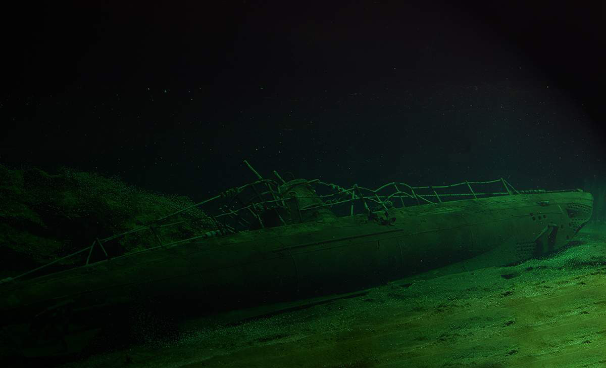 Диорамы и виньетки: U-boot Type IIB. Подводная война…, фото #2