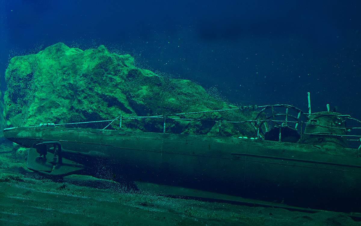 Диорамы и виньетки: U-boot Type IIB. Подводная война…, фото #20