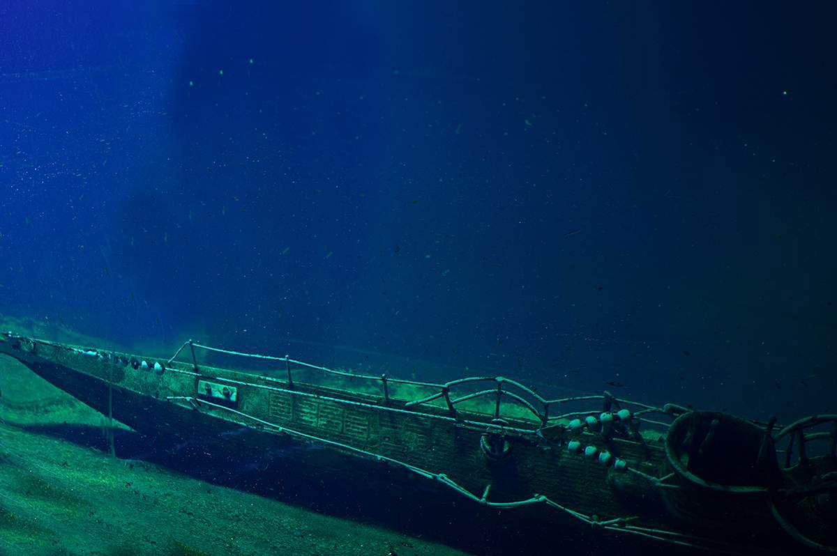 Диорамы и виньетки: U-boot Type IIB. Подводная война…, фото #21