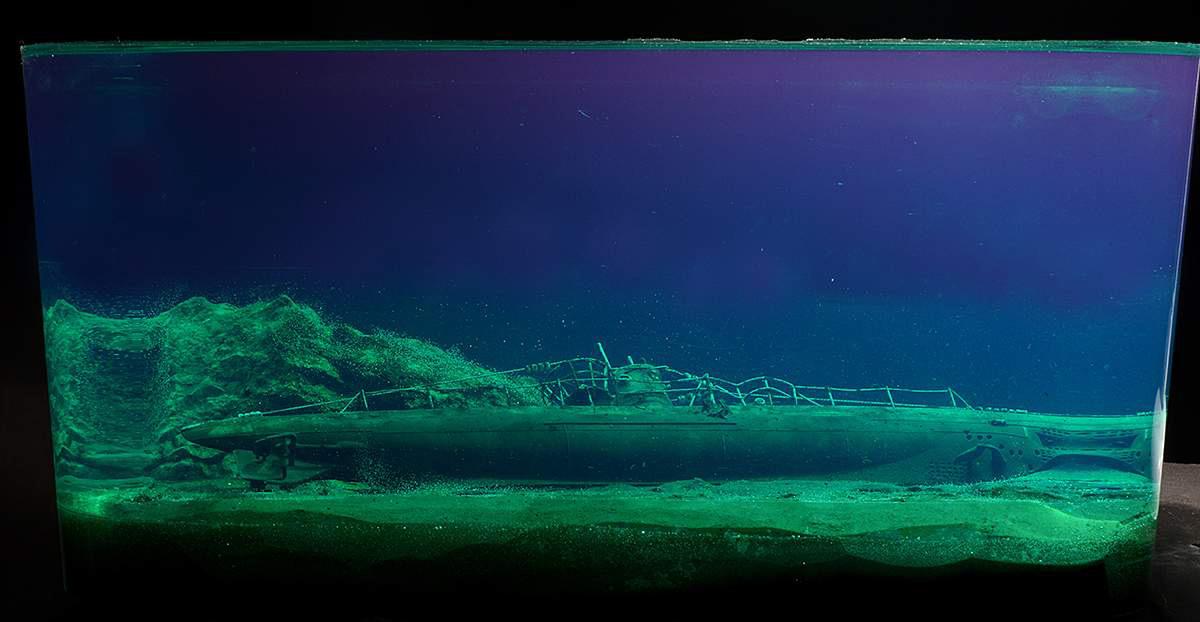 Диорамы и виньетки: U-boot Type IIB. Подводная война…, фото #28
