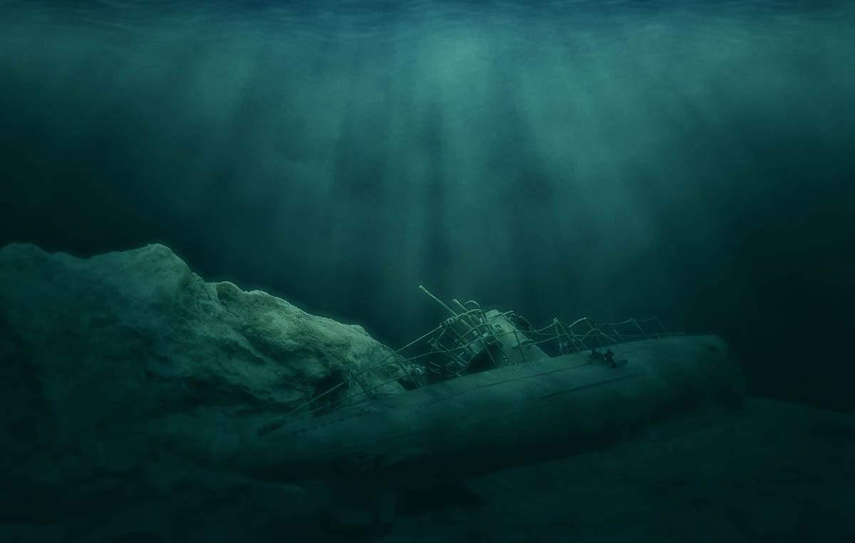 Диорамы и виньетки: U-boot Type IIB. Подводная война…, фото #3