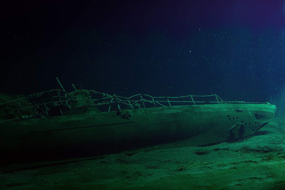 Диорамы и виньетки: U-boot Type IIB. Подводная война…, фото #4