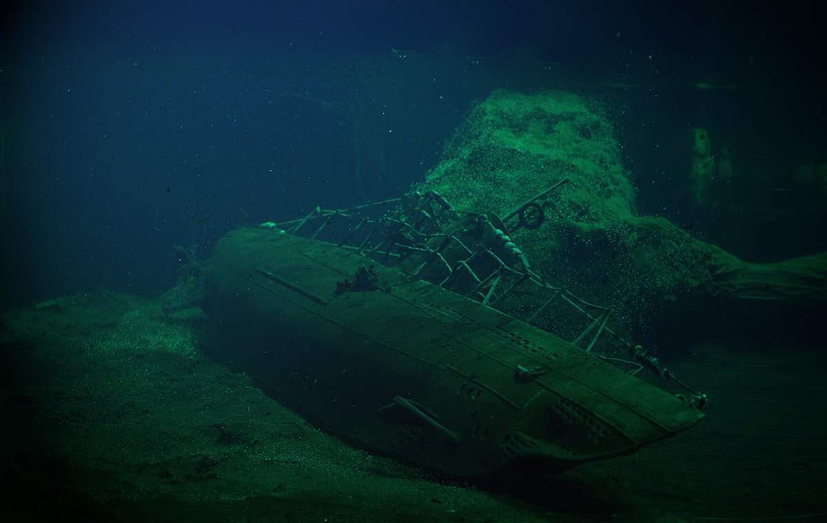 Диорамы и виньетки: U-boot Type IIB. Подводная война…, фото #8