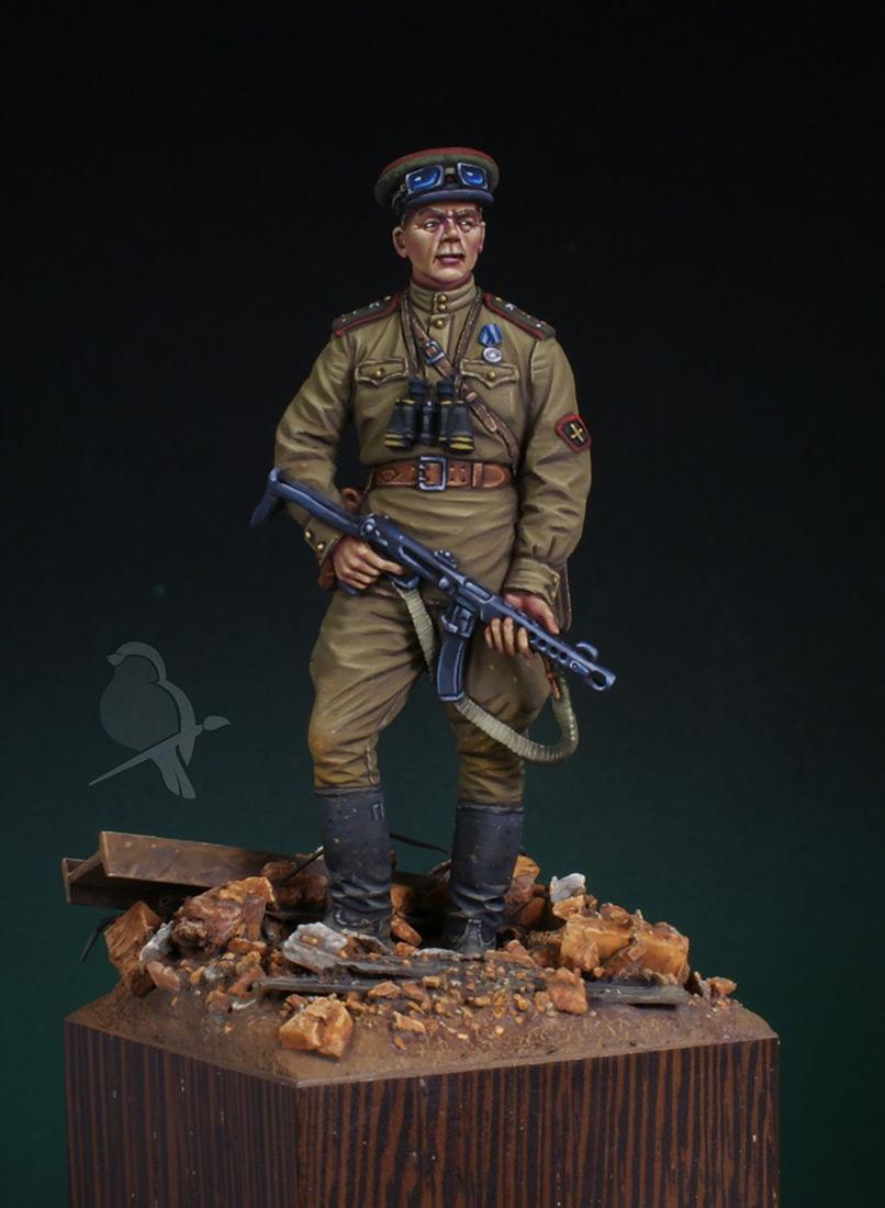 Фигурки: Старший лейтенант ИПТАП, фото #2