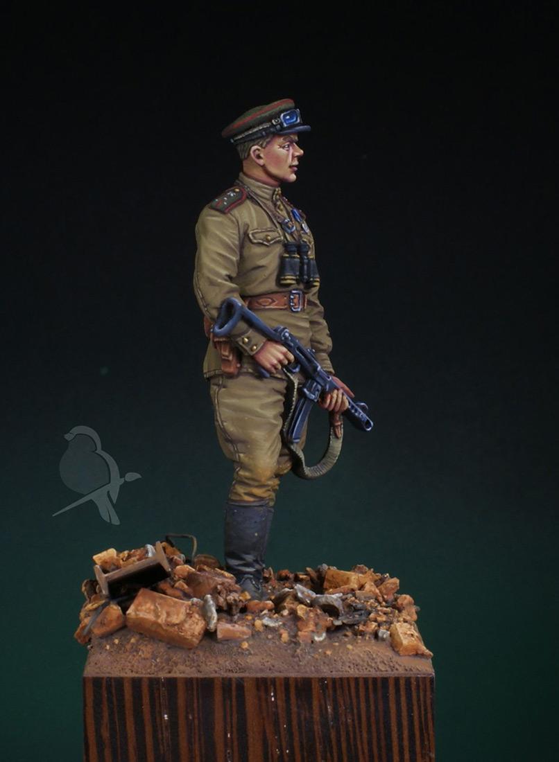 Фигурки: Старший лейтенант ИПТАП, фото #3