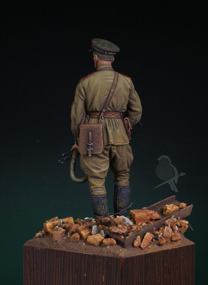 Фигурки: Старший лейтенант ИПТАП, фото #4