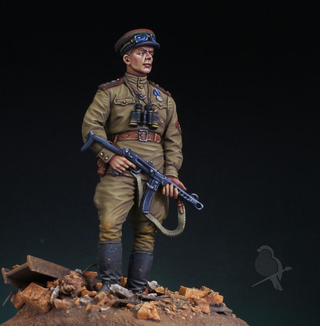 Фигурки: Старший лейтенант ИПТАП, фото #6