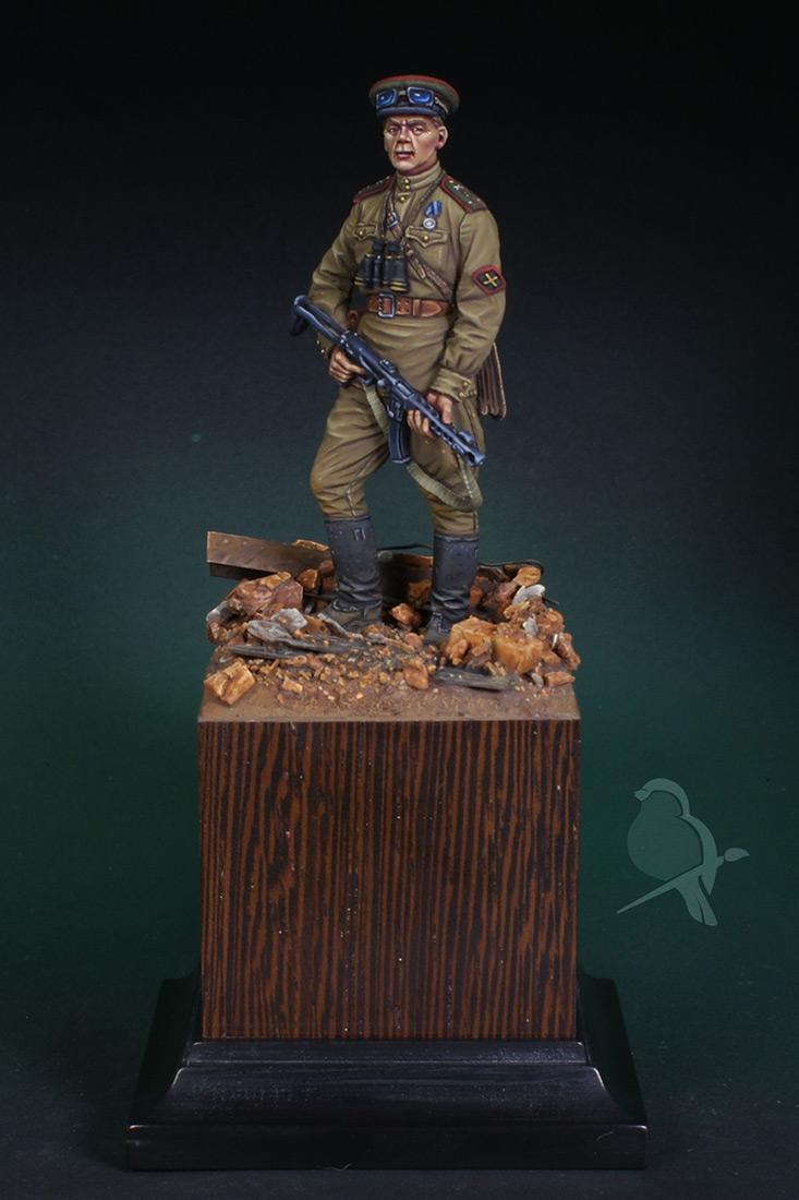 Фигурки: Старший лейтенант ИПТАП, фото #7
