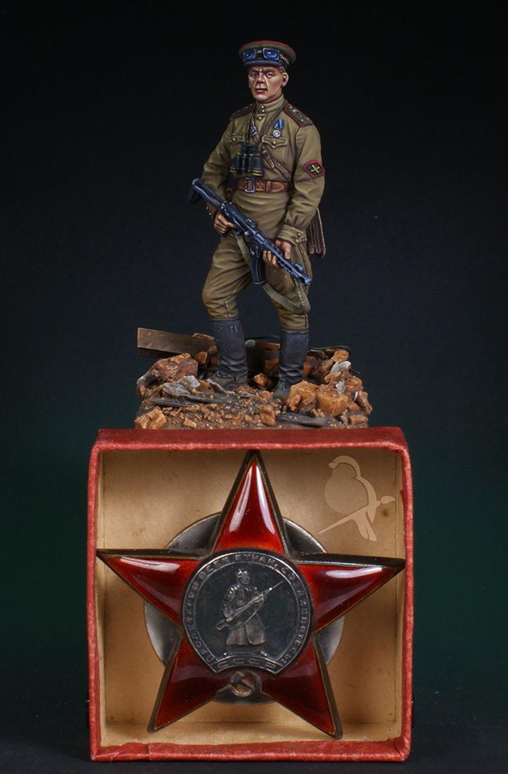 Фигурки: Старший лейтенант ИПТАП, фото #8