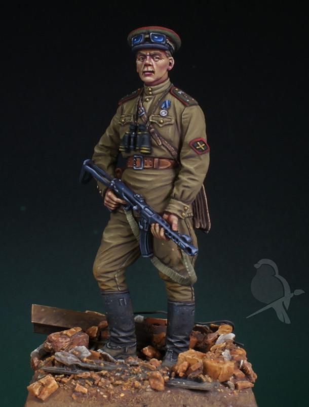 Фигурки: Старший лейтенант ИПТАП