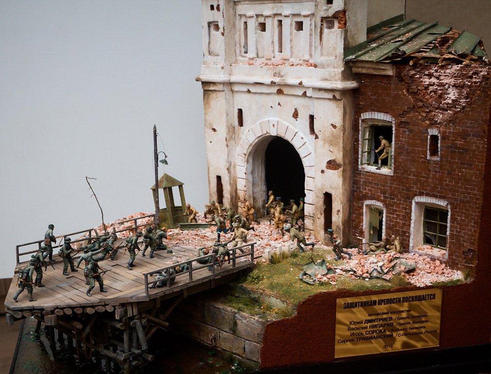 Диорамы и виньетки: Защитникам крепости посвящается, фото #5