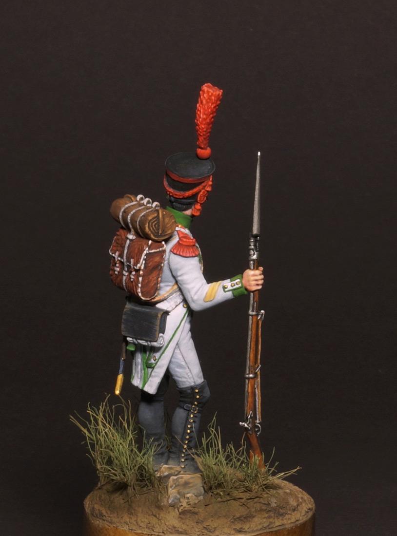 Фигурки: Капрал гренадеров испанского полка Жозефа Наполеона, фото #3