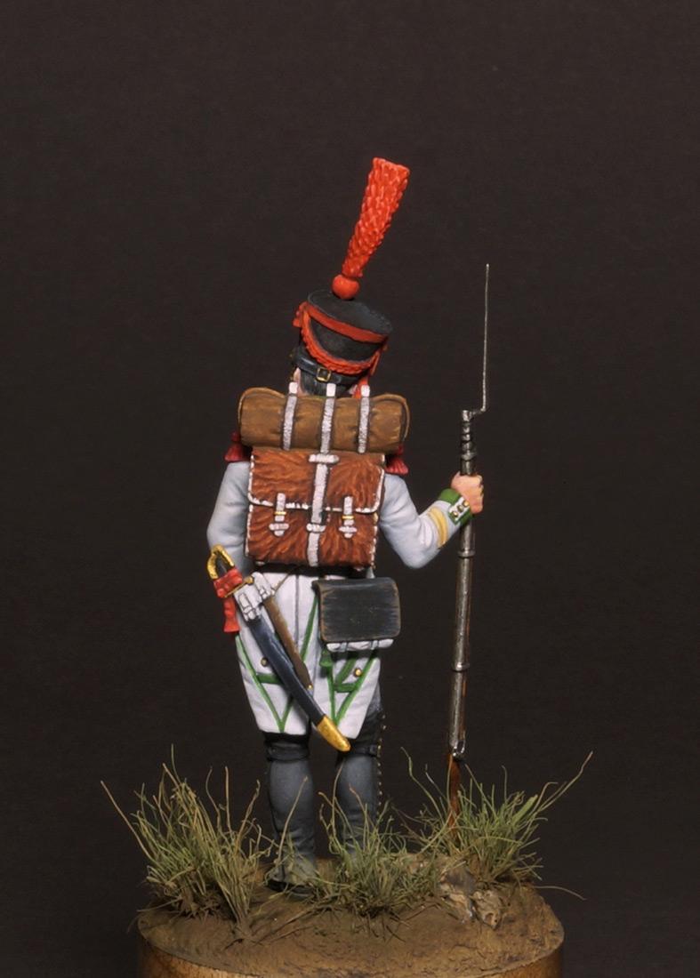 Фигурки: Капрал гренадеров испанского полка Жозефа Наполеона, фото #4