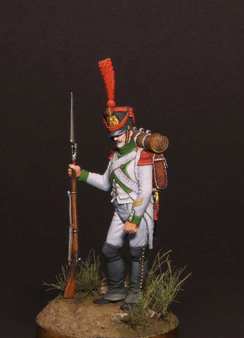 Фигурки: Капрал гренадеров испанского полка Жозефа Наполеона, фото #6