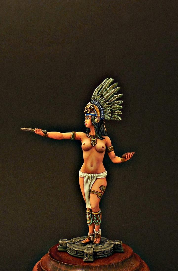 Фигурки: Жрица Майя, фото #1
