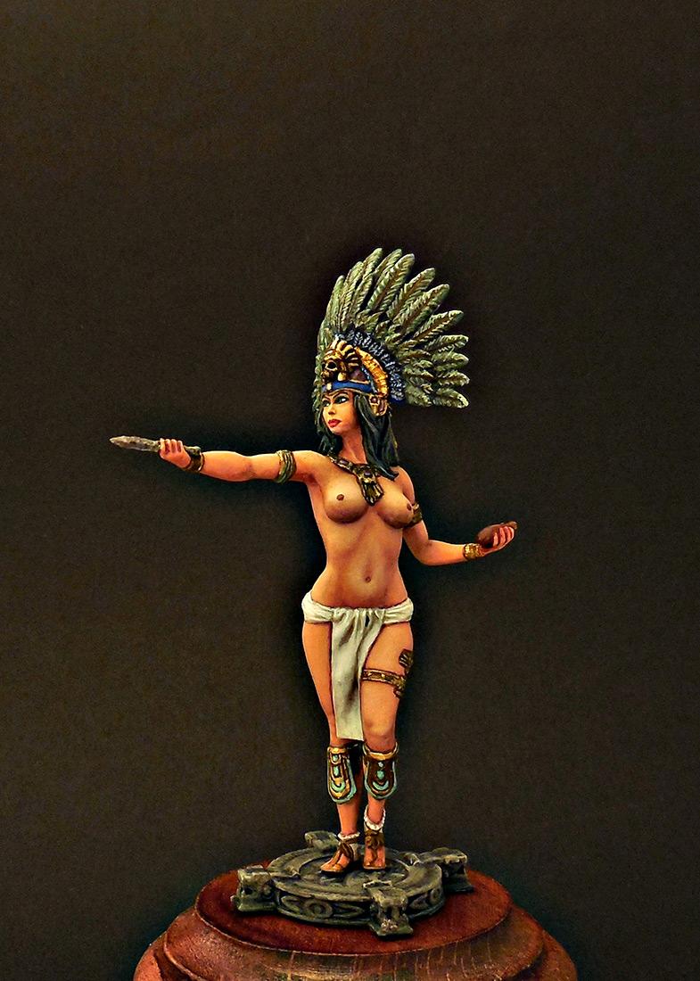 Фигурки: Жрица Майя, фото #6
