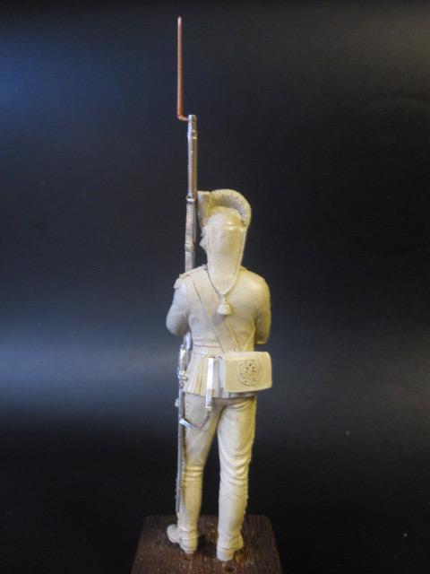 Скульптура: Гренадер, 1788 г., фото #4