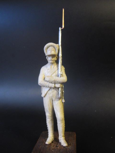 Скульптура: Гренадер, 1788 г., фото #5