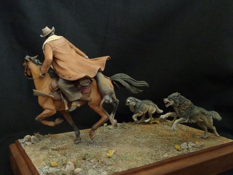 Диорамы и виньетки: Дикий Запад, фото #5