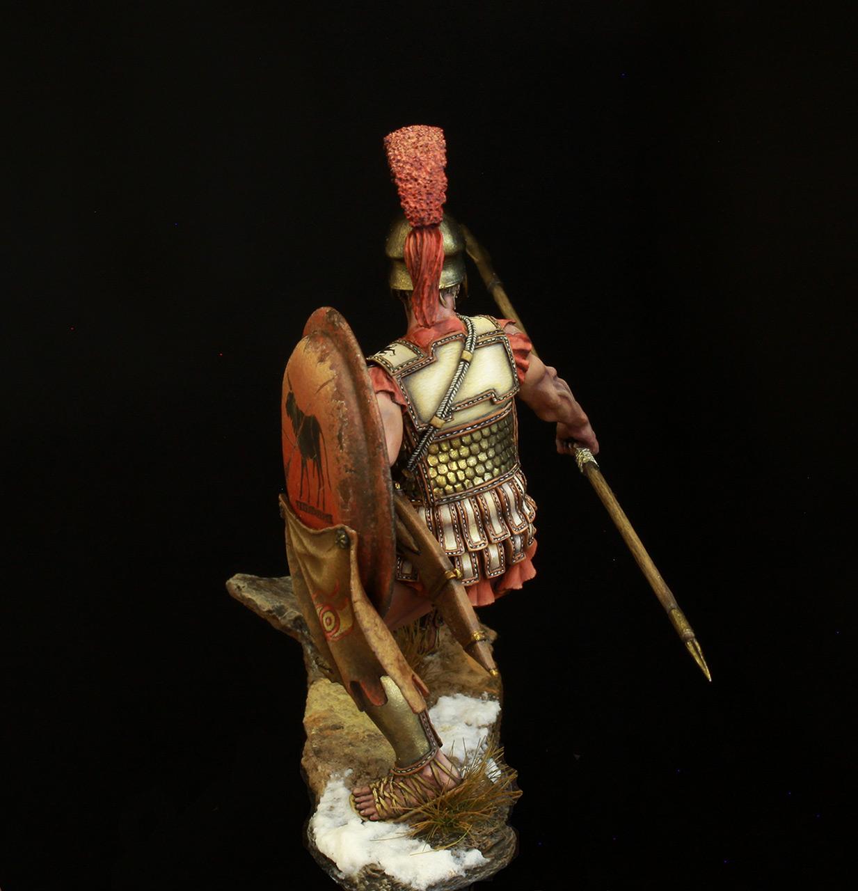Фигурки: Греческий гоплит, фото #3