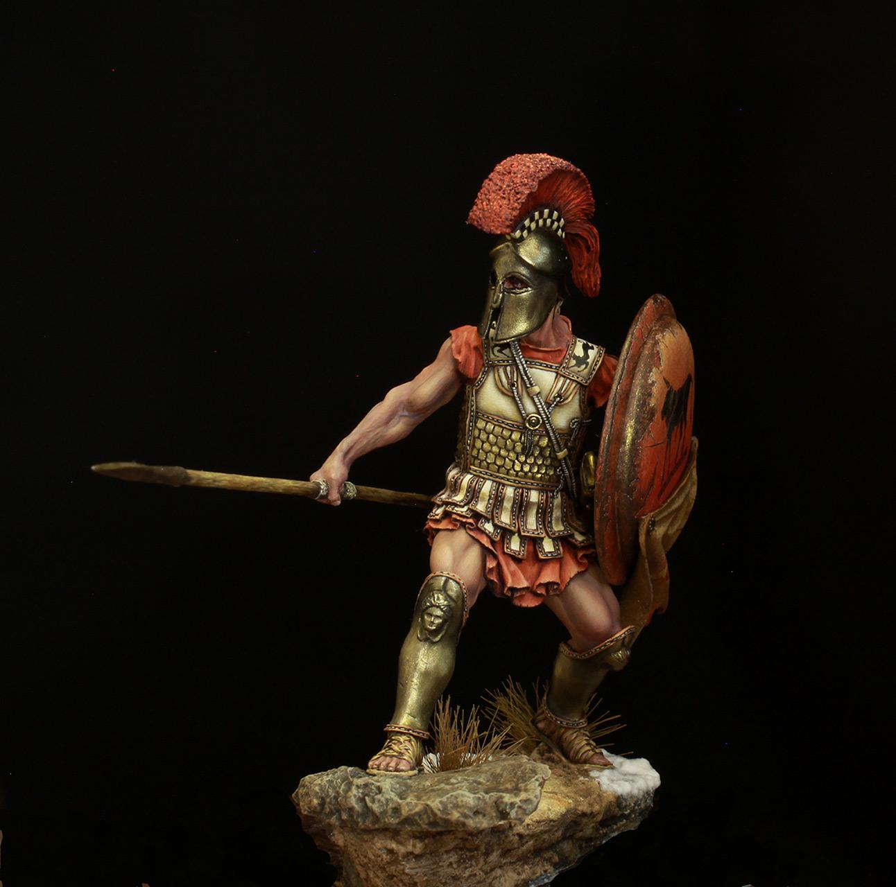 Фигурки: Греческий гоплит, фото #5