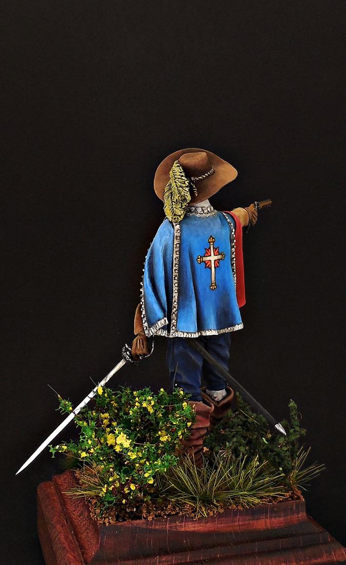 Фигурки:  Королевский мушкетер., фото #2