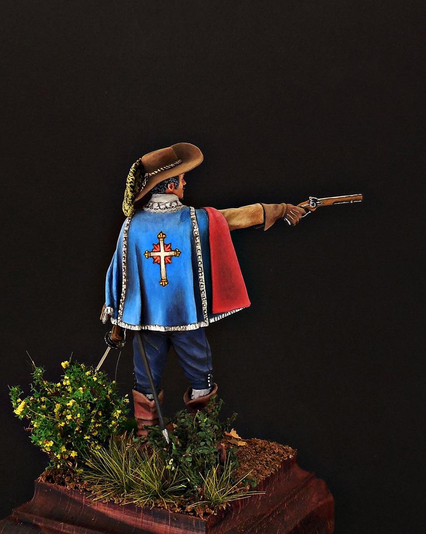 Фигурки:  Королевский мушкетер., фото #3