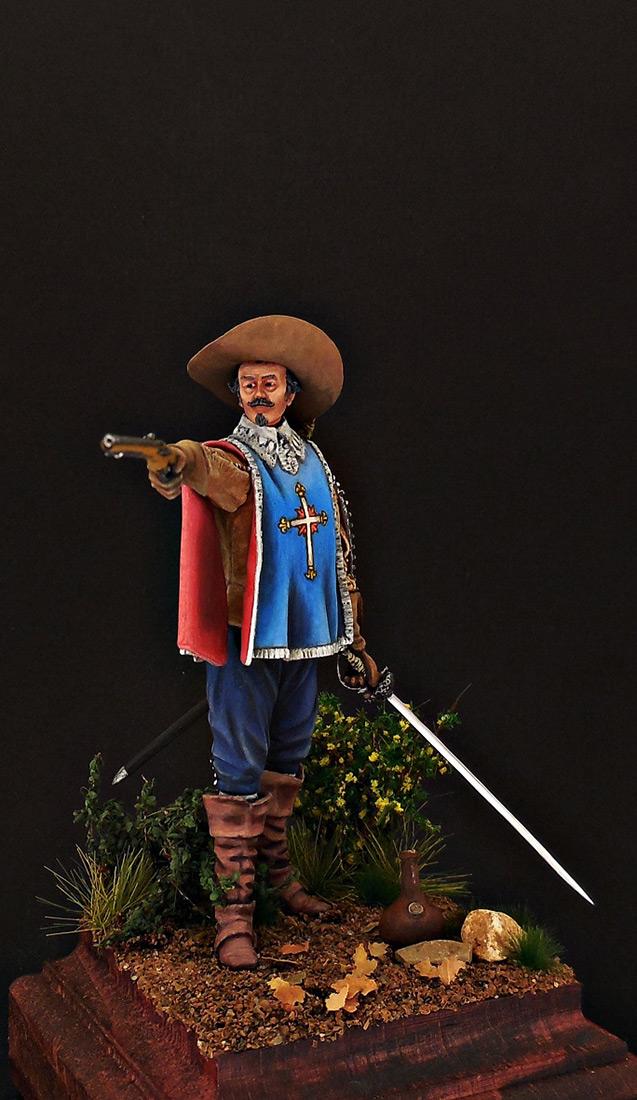 Фигурки:  Королевский мушкетер., фото #4