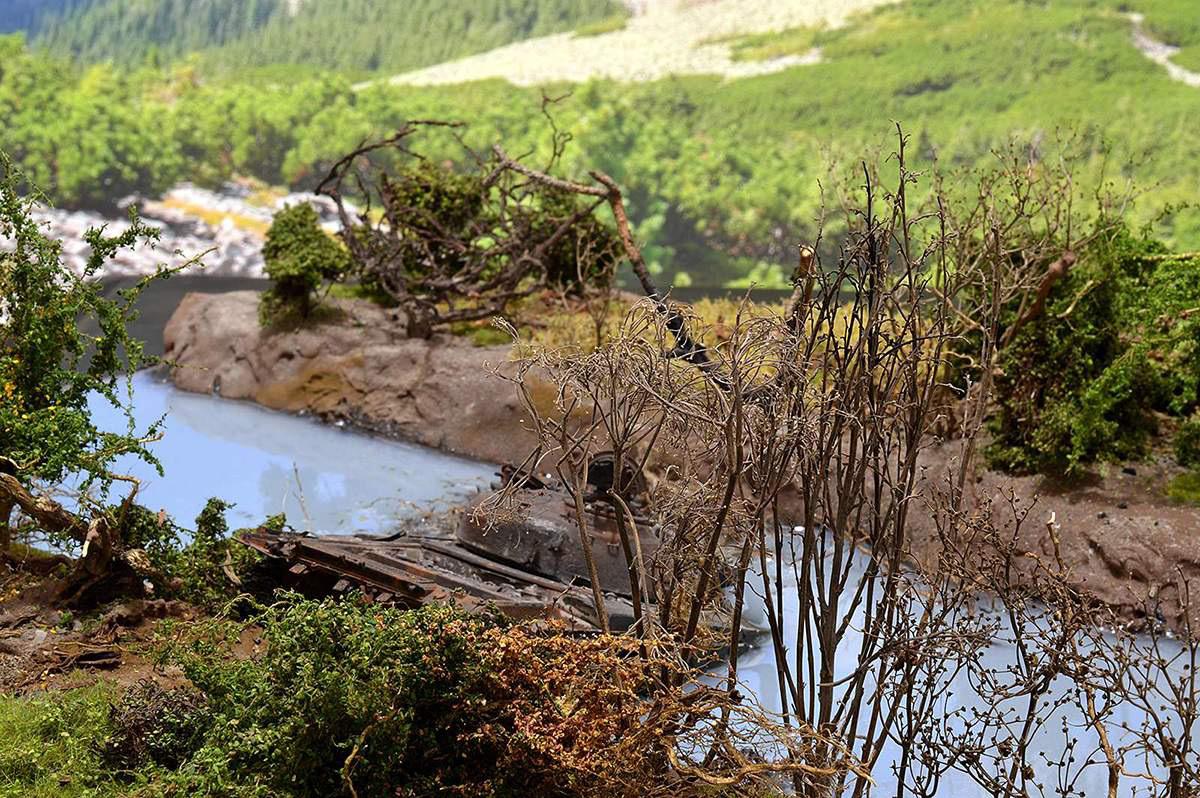 Диорамы и виньетки: Южная Осетия, октябрь 2008-го., фото #12