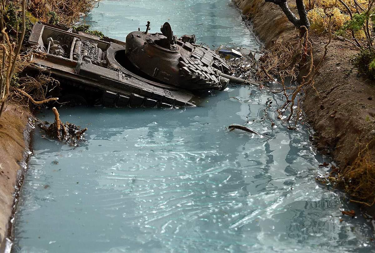Диорамы и виньетки: Южная Осетия, октябрь 2008-го., фото #13