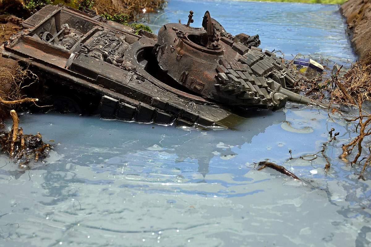Диорамы и виньетки: Южная Осетия, октябрь 2008-го., фото #2