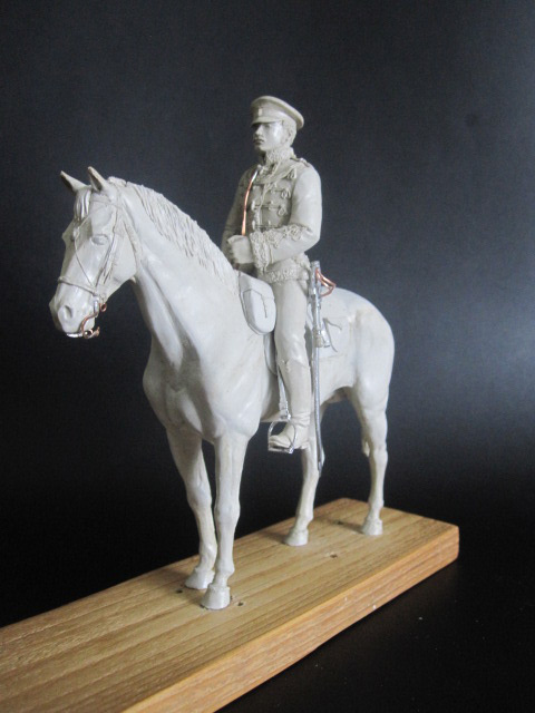 Скульптура: Гусар, 1877 г., фото #2