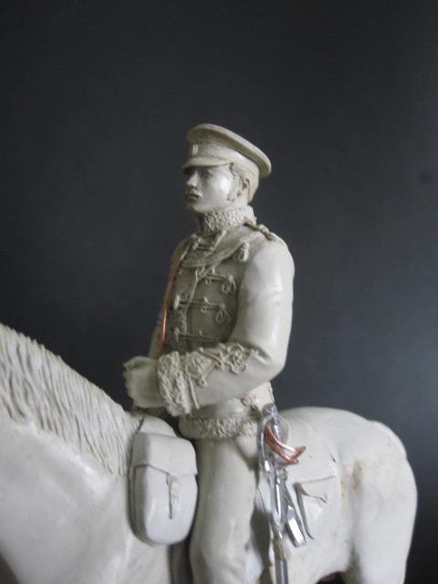 Скульптура: Гусар, 1877 г., фото #5