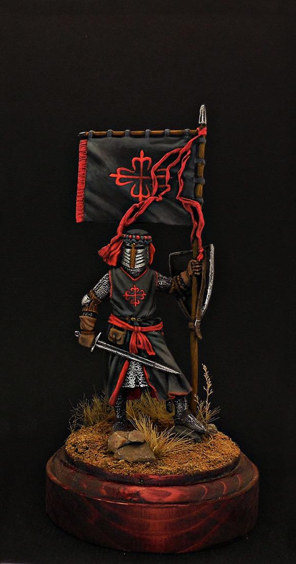 Фигурки: Рыцарь ордена Калатравы, фото #1