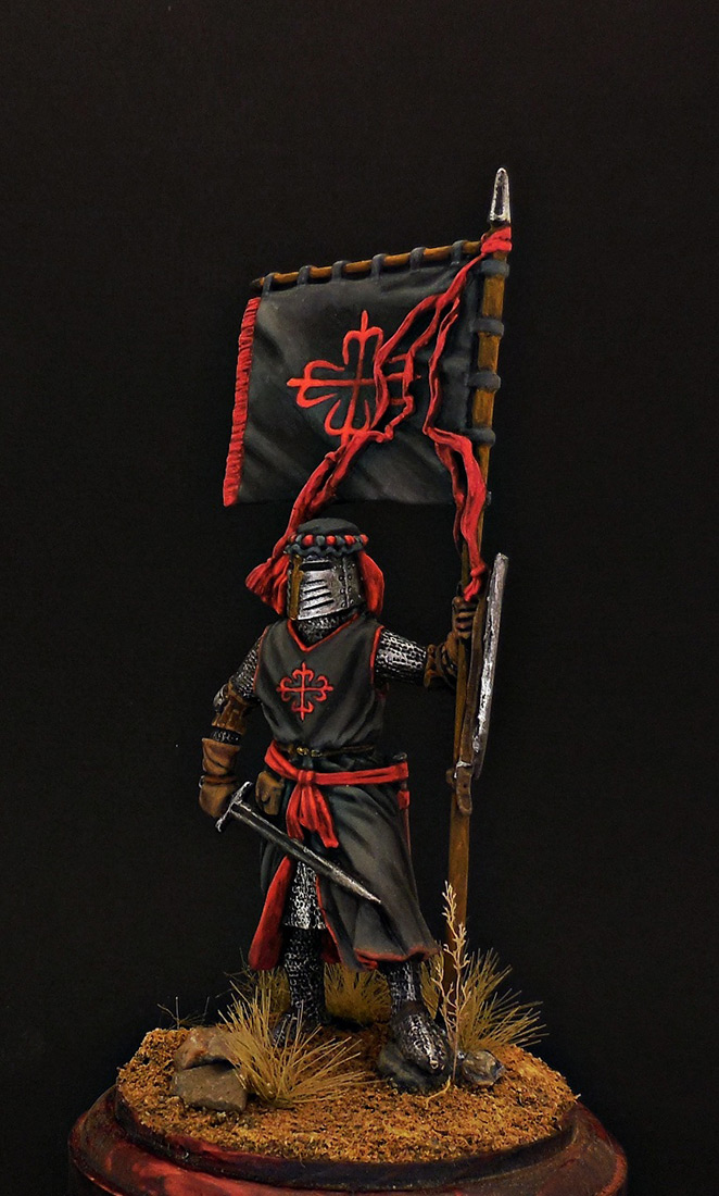 Фигурки: Рыцарь ордена Калатравы, фото #2
