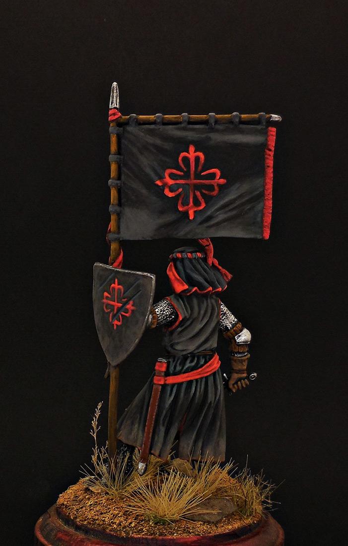 Фигурки: Рыцарь ордена Калатравы, фото #3