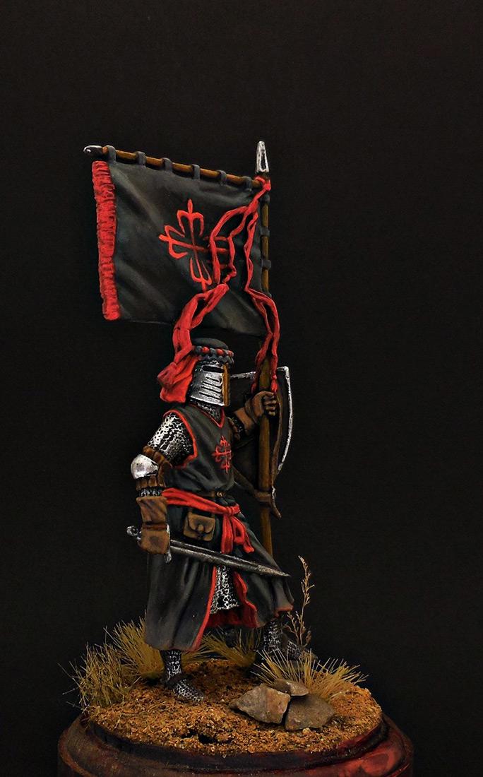 Фигурки: Рыцарь ордена Калатравы, фото #4