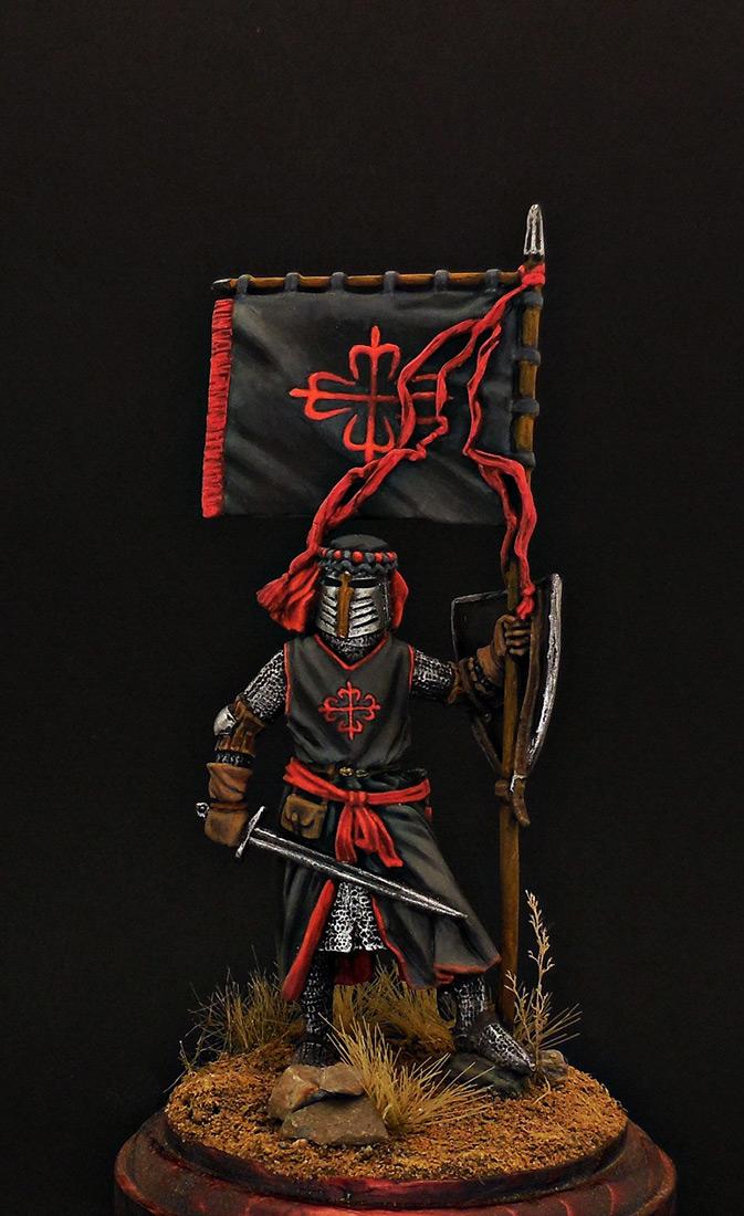 Фигурки: Рыцарь ордена Калатравы, фото #5