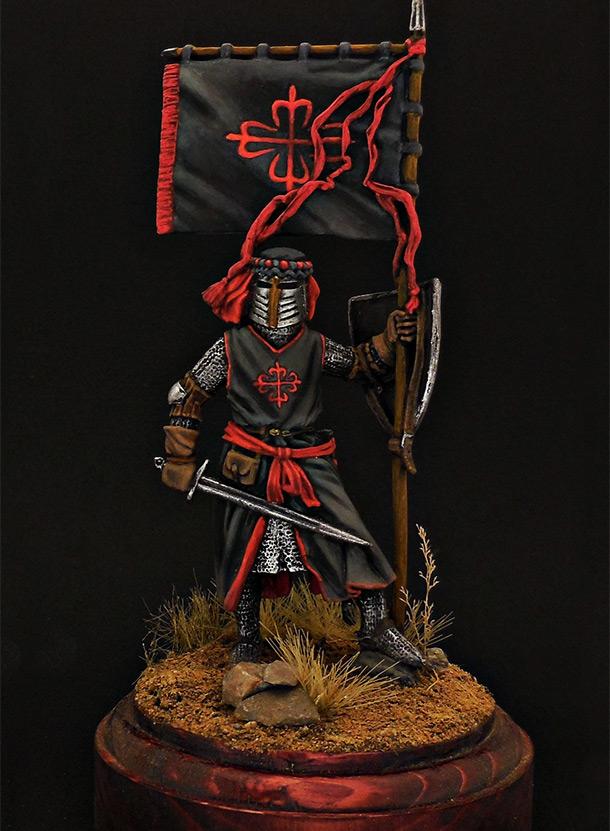 Фигурки: Рыцарь ордена Калатравы
