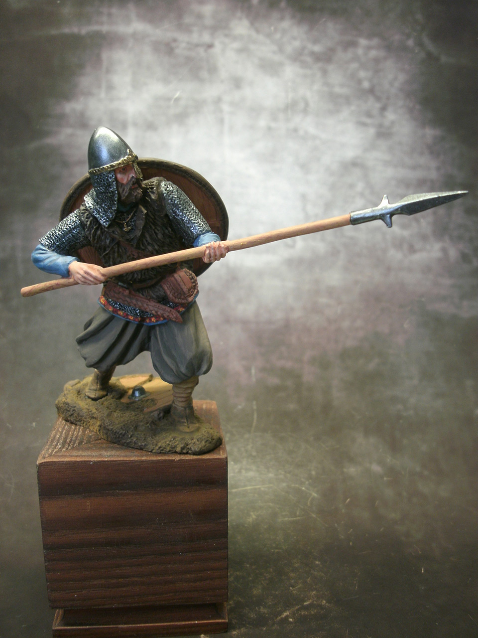 Фигурки: Викинг, IX-XI вв., фото #1