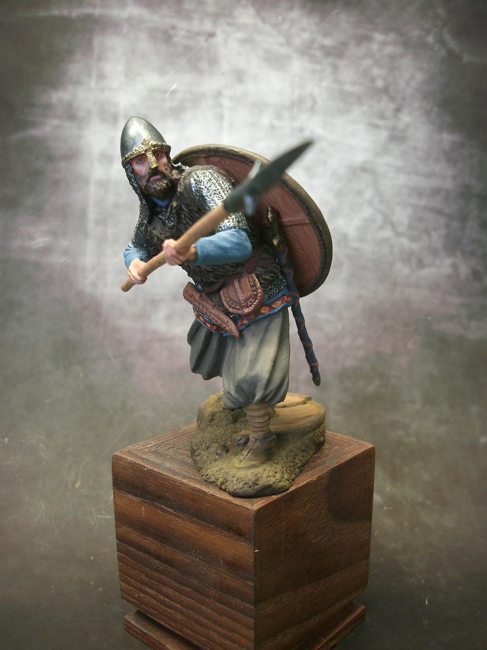 Фигурки: Викинг, IX-XI вв., фото #2