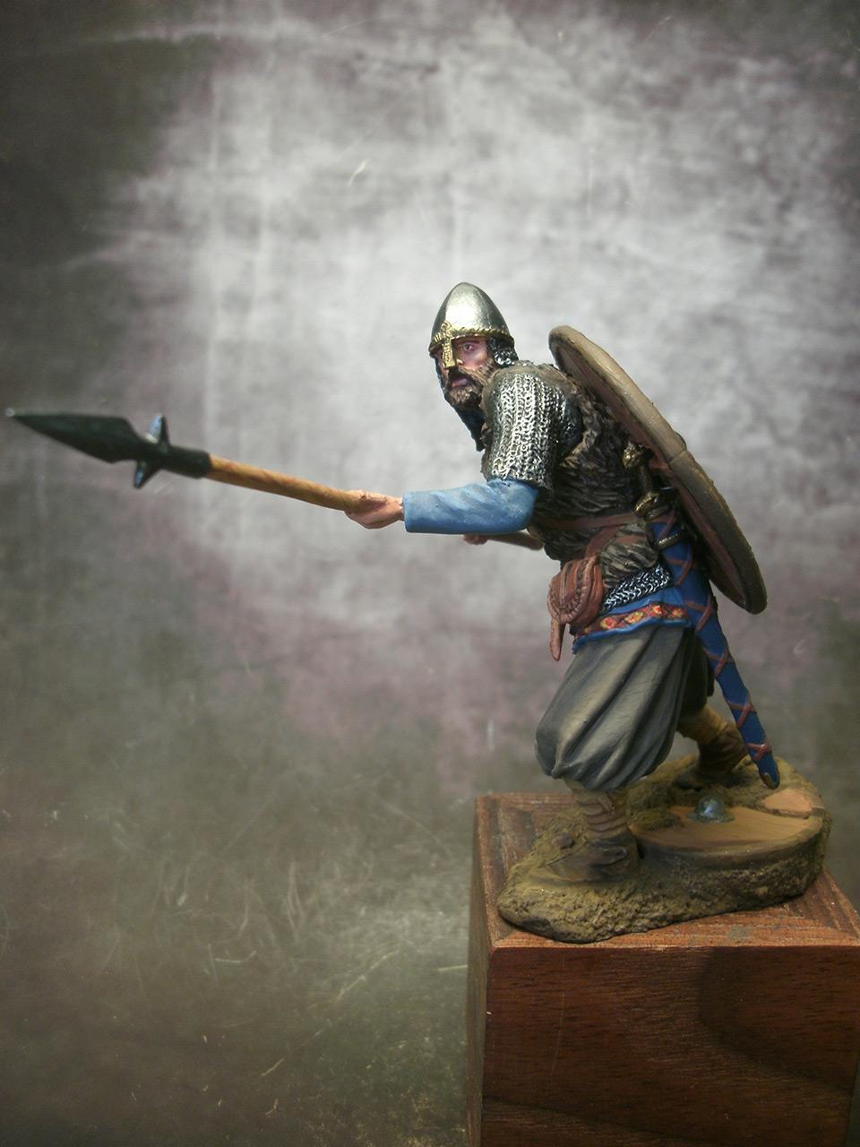 Фигурки: Викинг, IX-XI вв., фото #3