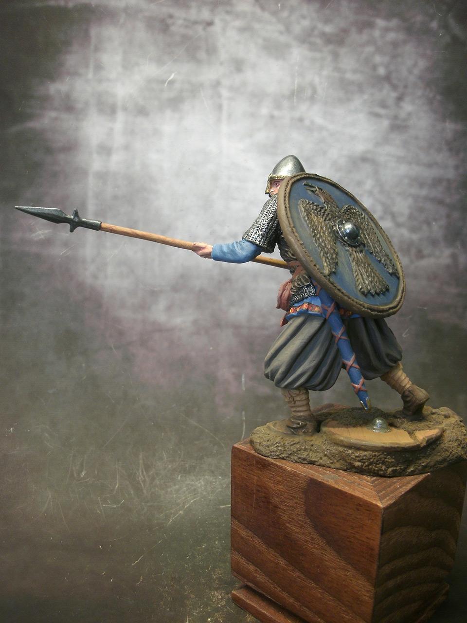 Фигурки: Викинг, IX-XI вв., фото #4