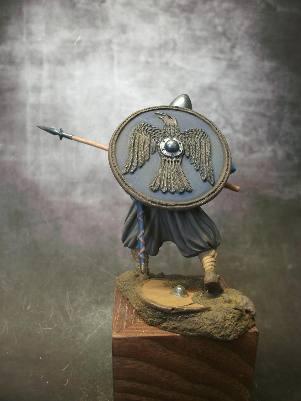 Фигурки: Викинг, IX-XI вв., фото #5