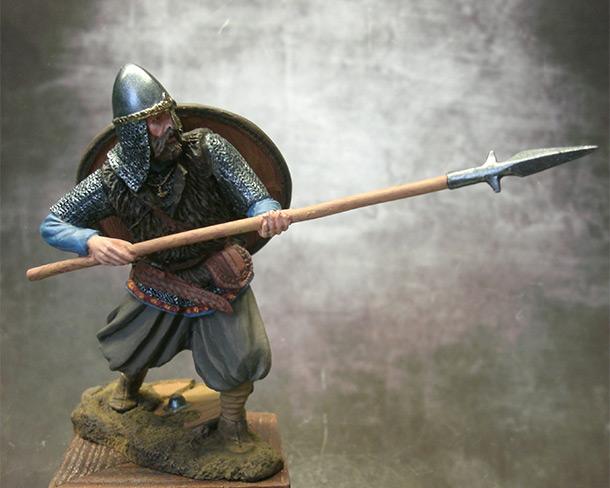 Фигурки: Викинг, IX-XI вв.