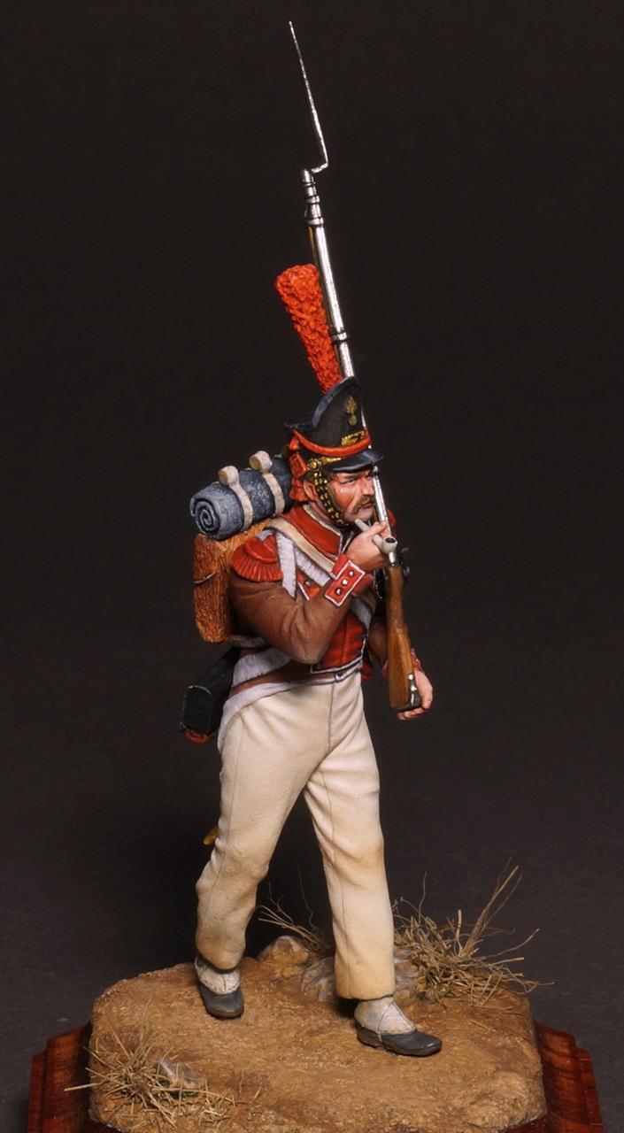Фигурки: Гренадер португальского легиона, фото #3