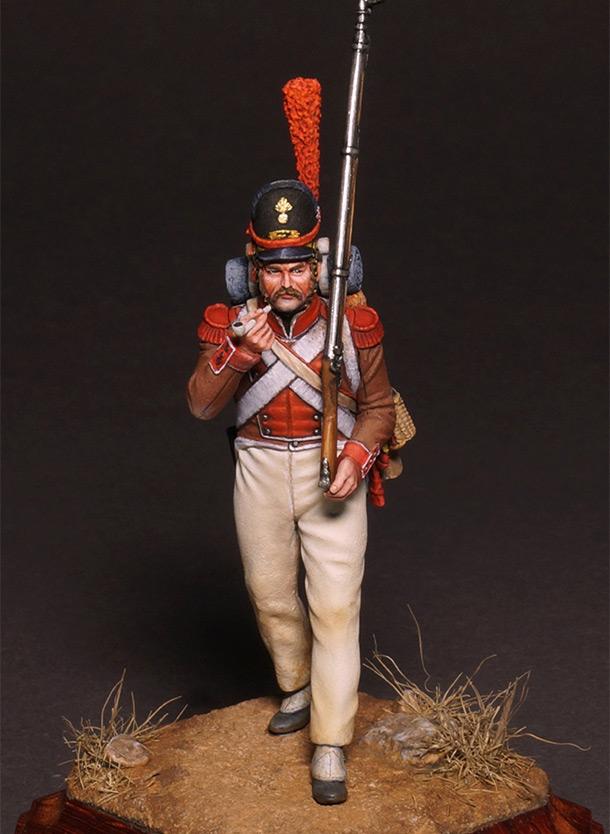 Фигурки: Гренадер португальского легиона