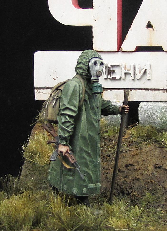 Диорамы и виньетки: ЧАЭС имени В.И. Ленина, фото #10
